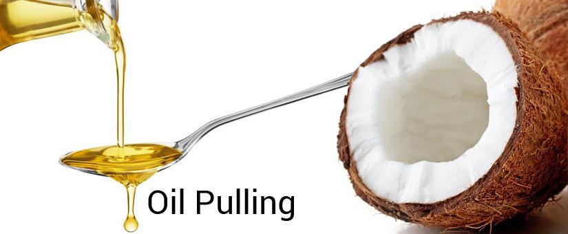 Ağızda Yağ Çekme Oil Pulling