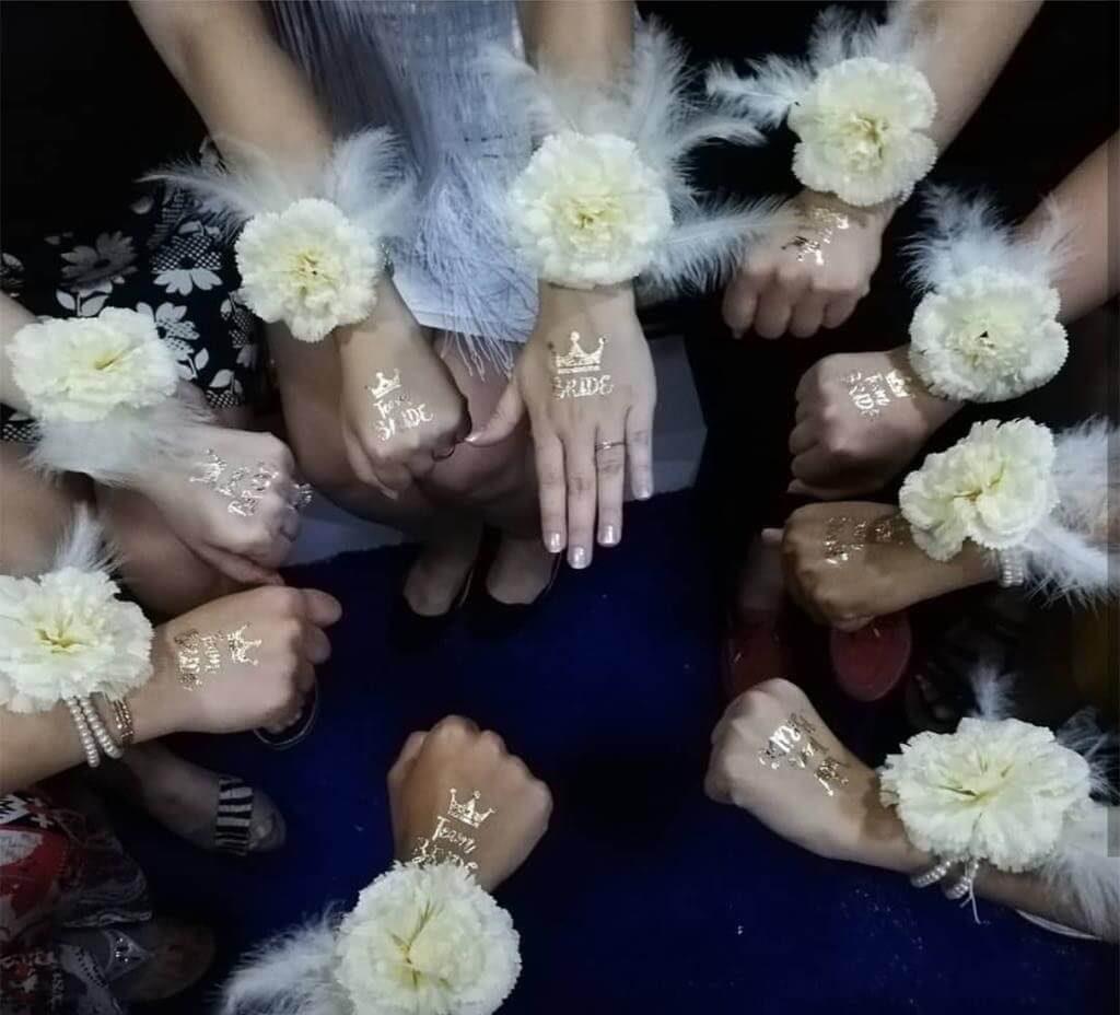 Gelin ve Nedime Dövmesi - Team Bride