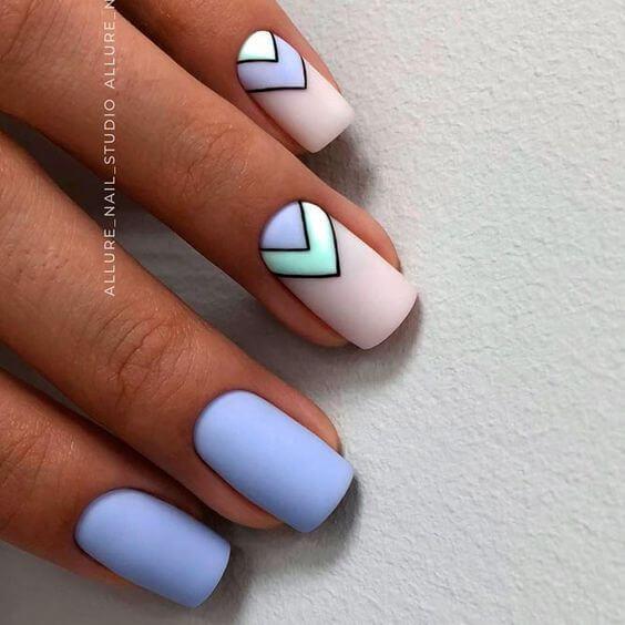 Nail Art Süslemesi - Tırnak Dövmesi